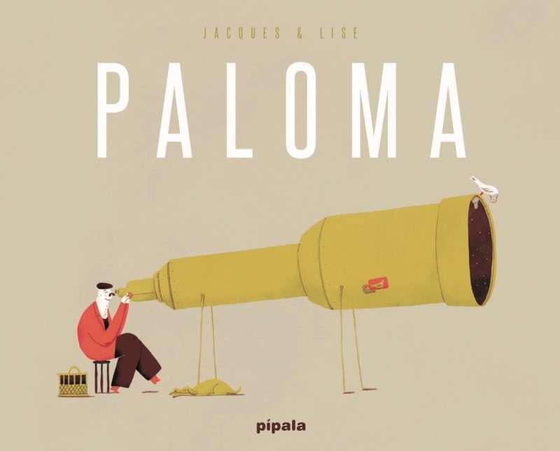 Paloma, de Jaques & Lise