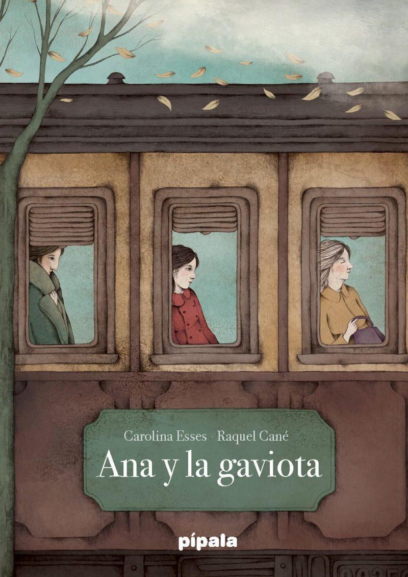 Ana y la Gaviota