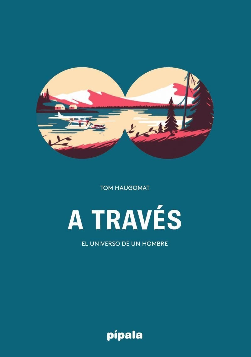 A través, de Tom Ahugomat
